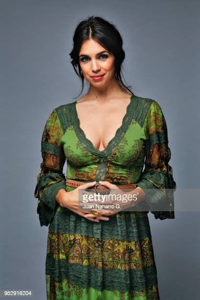 Spanish actress Elena Furiase is photographed on self assignment during 21th Malaga Film Festival 2018 on April 20, 2018 in Malaga, Spain.
