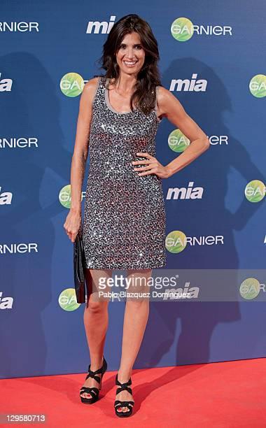 Spanish actress Elia Galera attends 'Cuida de Ti' Awards at Casa de America on October 18 2011 in Madrid Spain