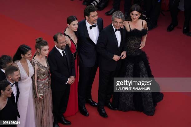Spanish actress Elvira Minguez French producer Alexandre MalletGuy Spanish actress Sara Salamo Spanish actress Carla Campra Iranian director Asghar...