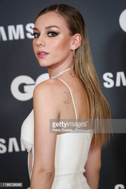 Spanish actress Ester Exposito attends 'GQ Men Of The Year' awards 2019 at Westin Palace Hotel on November 21 2019 in Madrid Spain