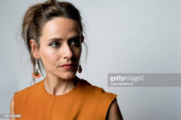 Spanish actress Itziar Ituno poses for a portrait session during FesTval 2019 on September 07 2019 in VitoriaGasteiz Spain