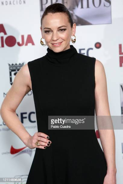 Spanish actress Leonor Watling attends the 'Union De Actores' awards 2020 at Circo Price Theater on March 09, 2020 in Madrid, Spain.