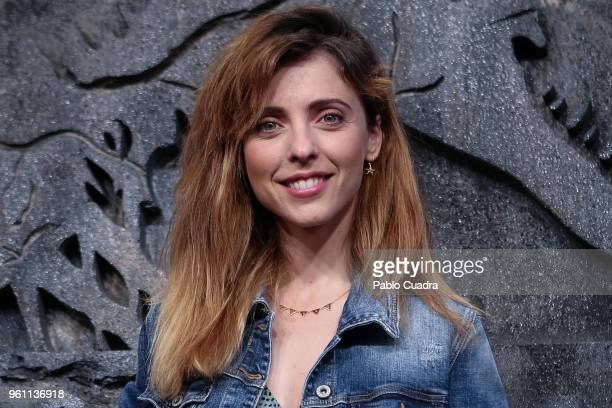 Spanish actress Leticia Dolera attends the 'Jurassic World Fallen Kindom' premiere at WiZink Center on May 21 2018 in Madrid Spain