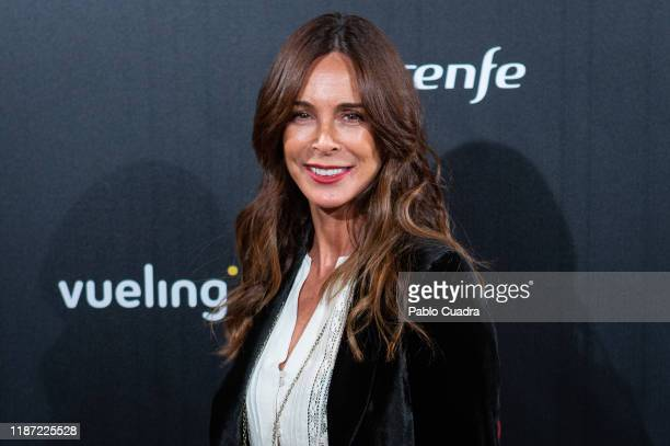 Spanish actress Lydia Bosch attends 'Save The Children' awards 2019 at Caixa Forum on November 12 2019 in Madrid Spain