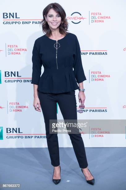 Spanish actress Maribel Verdù during photocall of the movie 'Abracadabra' on the third day of the Rome Film Festival