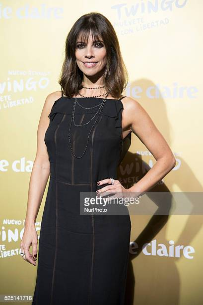 Spanish actress Maribel Verdu attends the Marie Claire Prix de la Moda 2015 at the Callao cinema on November 19 2015 in Madrid Spain
