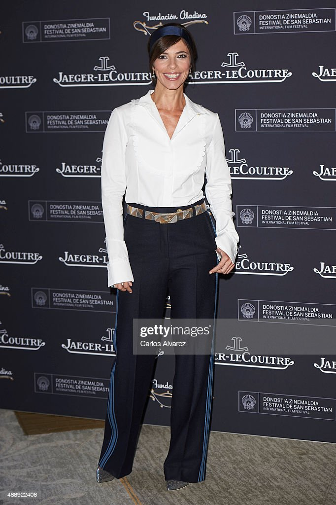 63rd San Sebastian Film Festival: Jaeger-LeCoultre and Aladina Charity Project Press Conference
