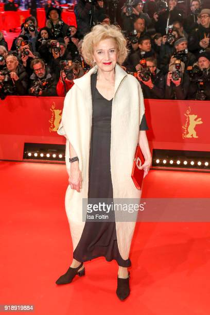 Spanish actress Marisa Paredes attends the Opening Ceremony 'Isle of Dogs' premiere during the 68th Berlinale International Film Festival Berlin at...
