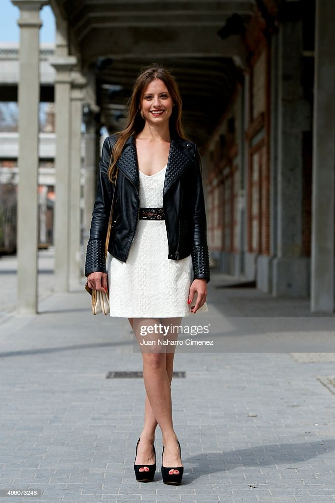 Michelle Jenner Attends A Photocall at Matadero