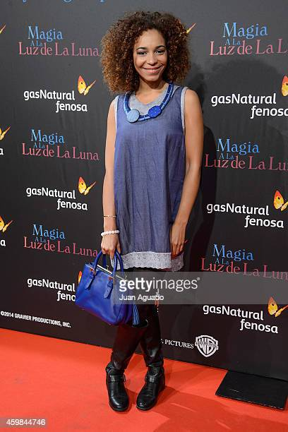 Spanish actress Montse Pla attends 'Inquilinos' premiere photocall at Madrid Premiere Week on December 2 2014 in Madrid Spain