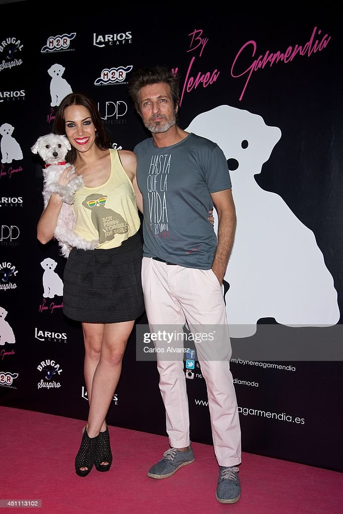 Nerea Garmendia Presents Her Brand 'By Nerea' in Madrid
