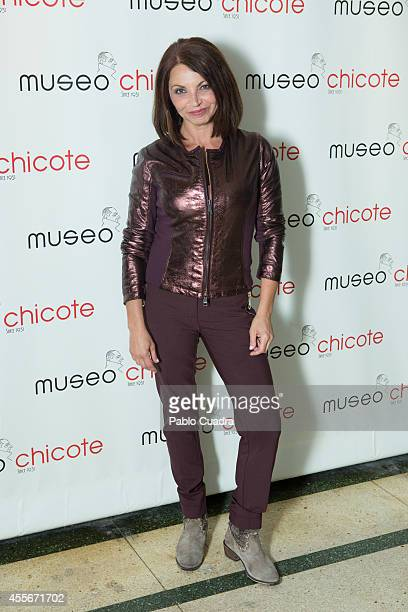 Spanish actress Neus Asensi attends Chicote Opening Season Party at 'Museo Chicote' on September 18 2014 in Madrid Spain