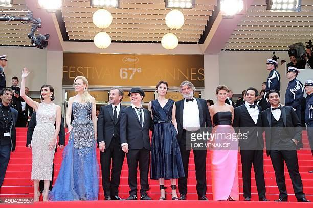 Spanish actress Paz Vega Australian actress Nicole Kidman British actor Tim Roth French director Olivier Dahan French actress Jeanne Balibar French...