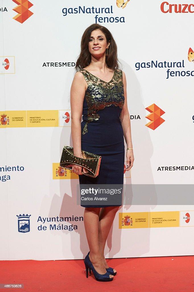Malaga Film Festival cocktail Presentation : News Photo