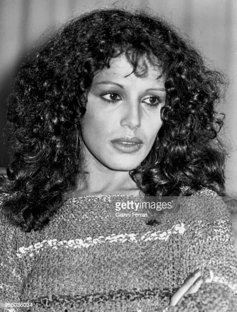 Spanish actress Sara Mora Madrid Spain