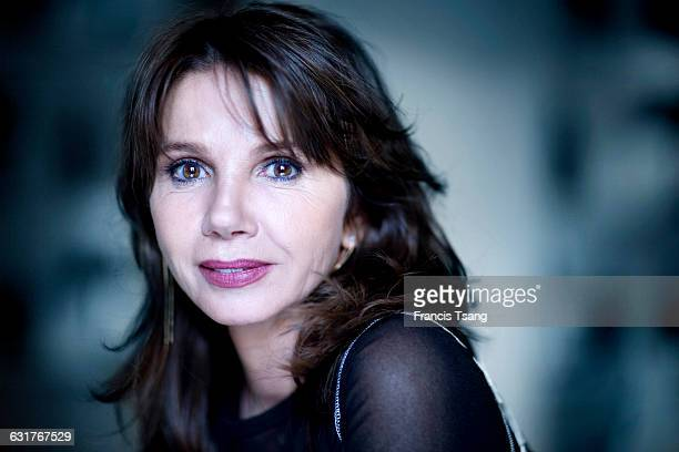Spanish actress Victoria Abril photographed in Madrid Spain 22nd April 2014