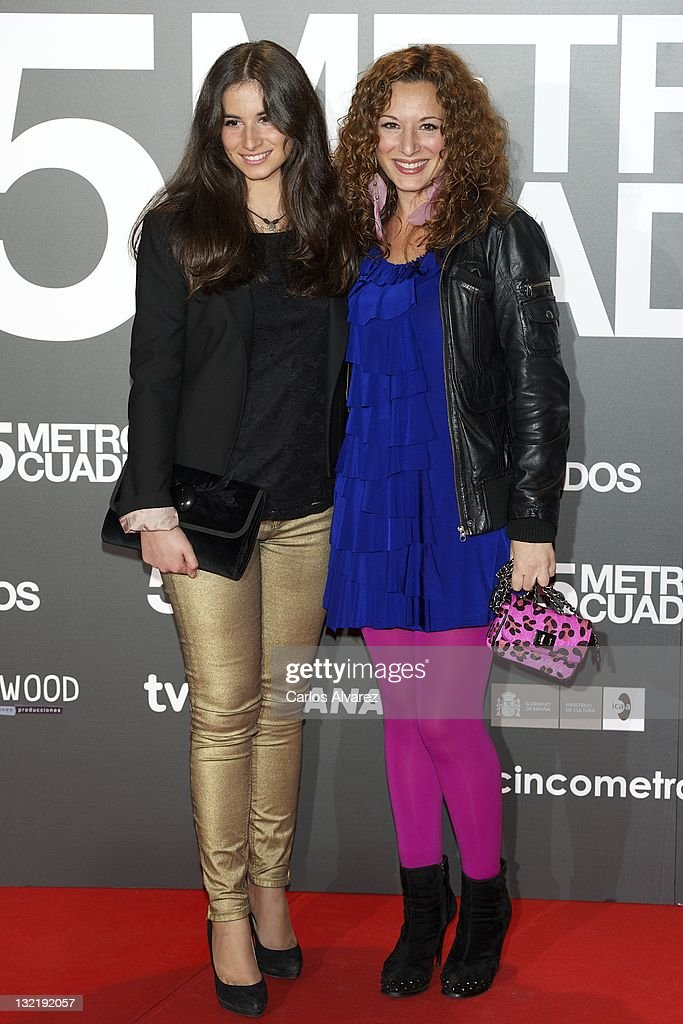 """Cinco Metros Cuadrados"" Premiere In Madrid"