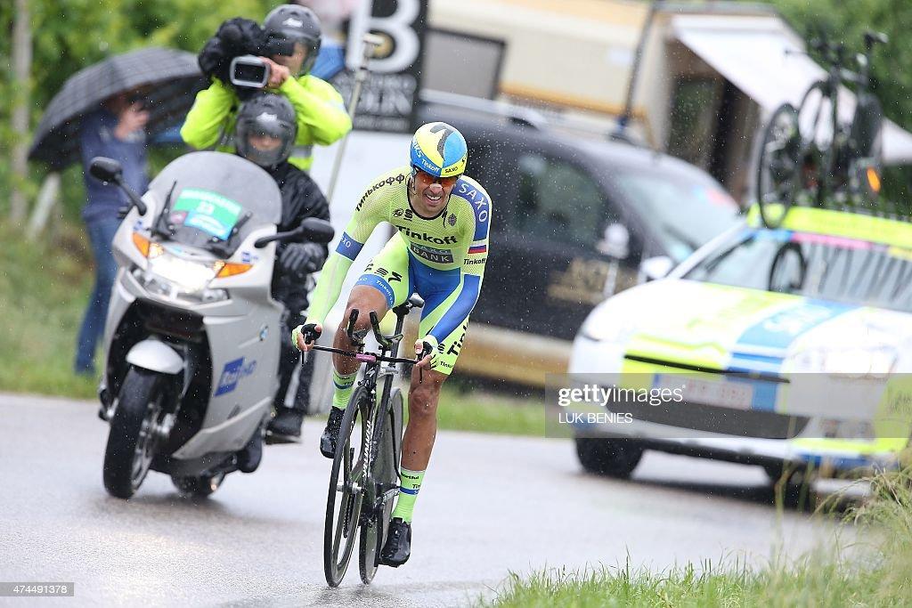 CYCLING-ITA-GIRO : News Photo