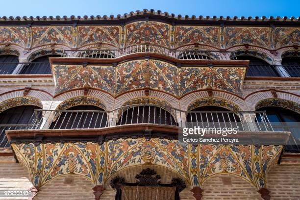 spanish architecture - エシハ ストックフォトと画像