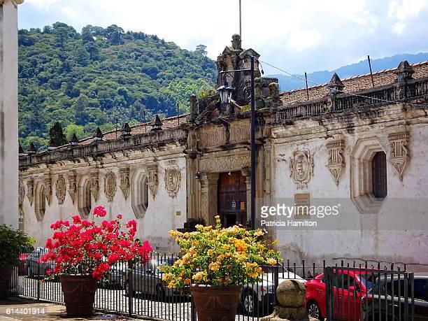Spanish baroque architecture, Guatemala