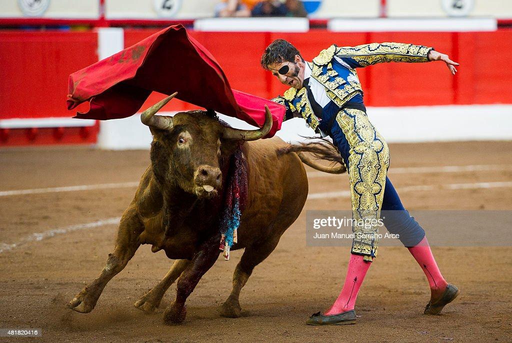 Bullfights in Santander