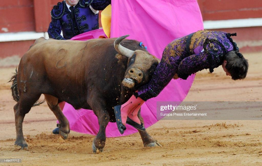 El Juli' Gored By A Bull In Aranjuez