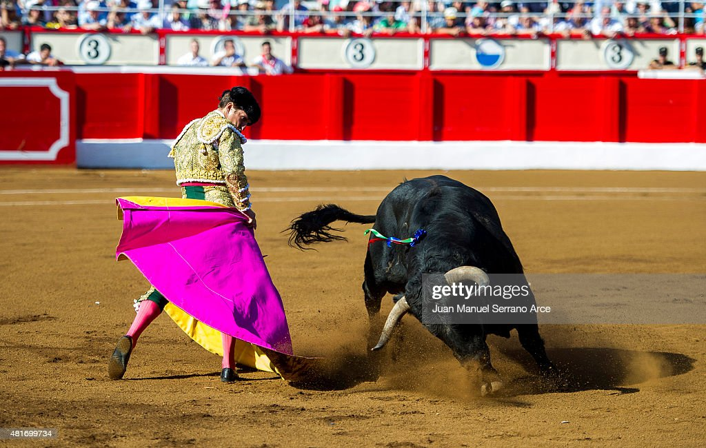 Bullfights in Santander