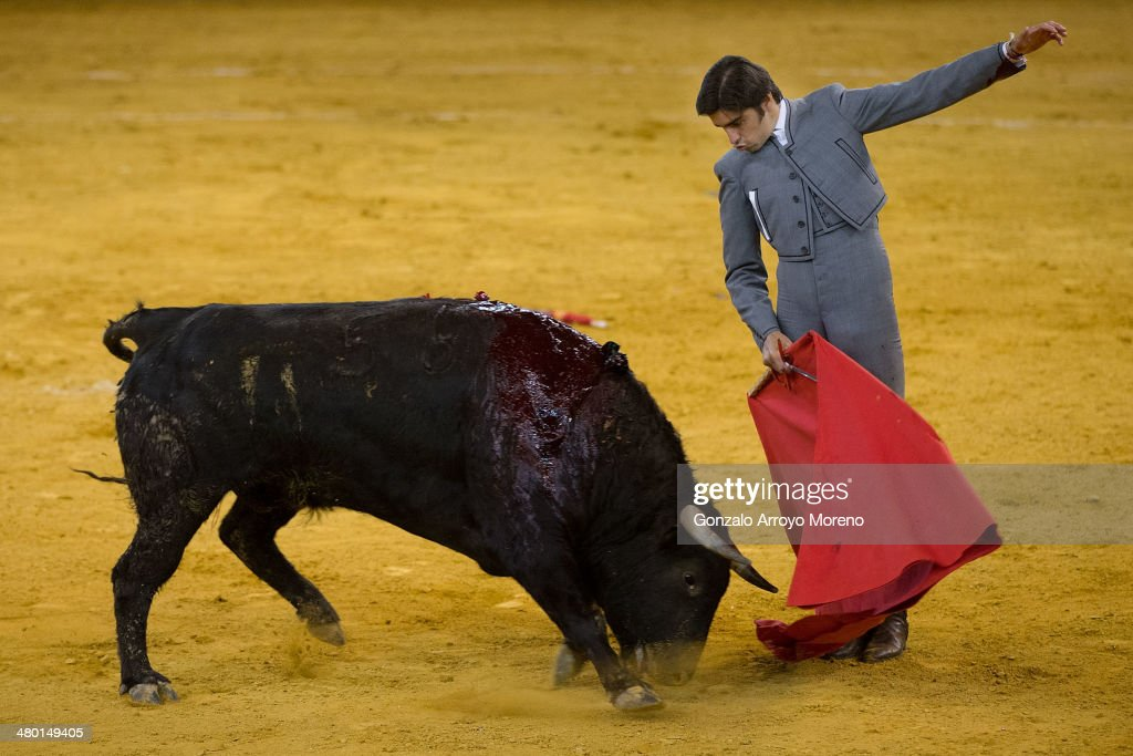Bullfighting Charity Festival in Madrid
