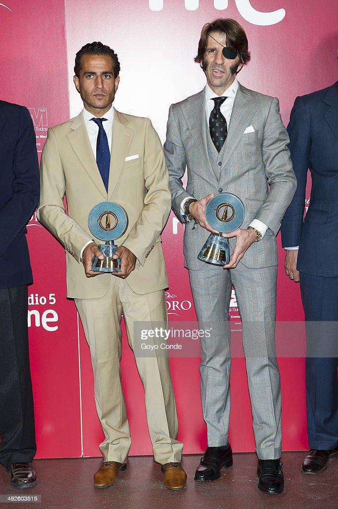 'Oreja Y Hierro de Oro' Awards 2014 in Madrid