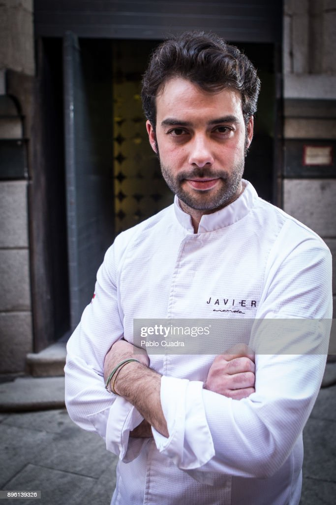 Javier Aranda Portrait Session