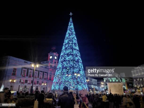 Spanish Cities - Madrid - Christmas