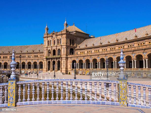 Spanish Cities - Seville - Plaza