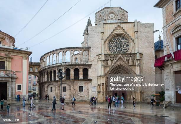 spanish cities - valencia - valencia fotografías e imágenes de stock