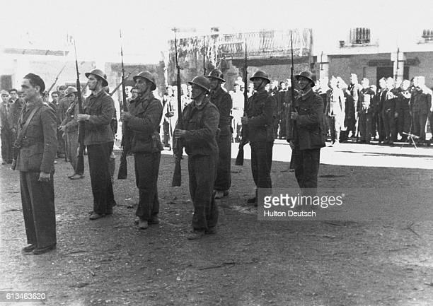 Spanish Civil War XV International Brigade