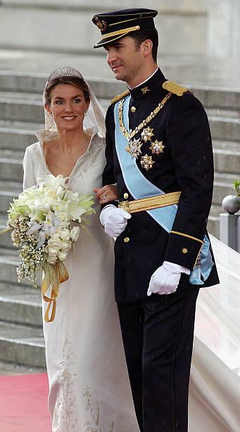 Wedding Of Spanish Crown Prince Felipe and Letizia Ortiz Photos and ...