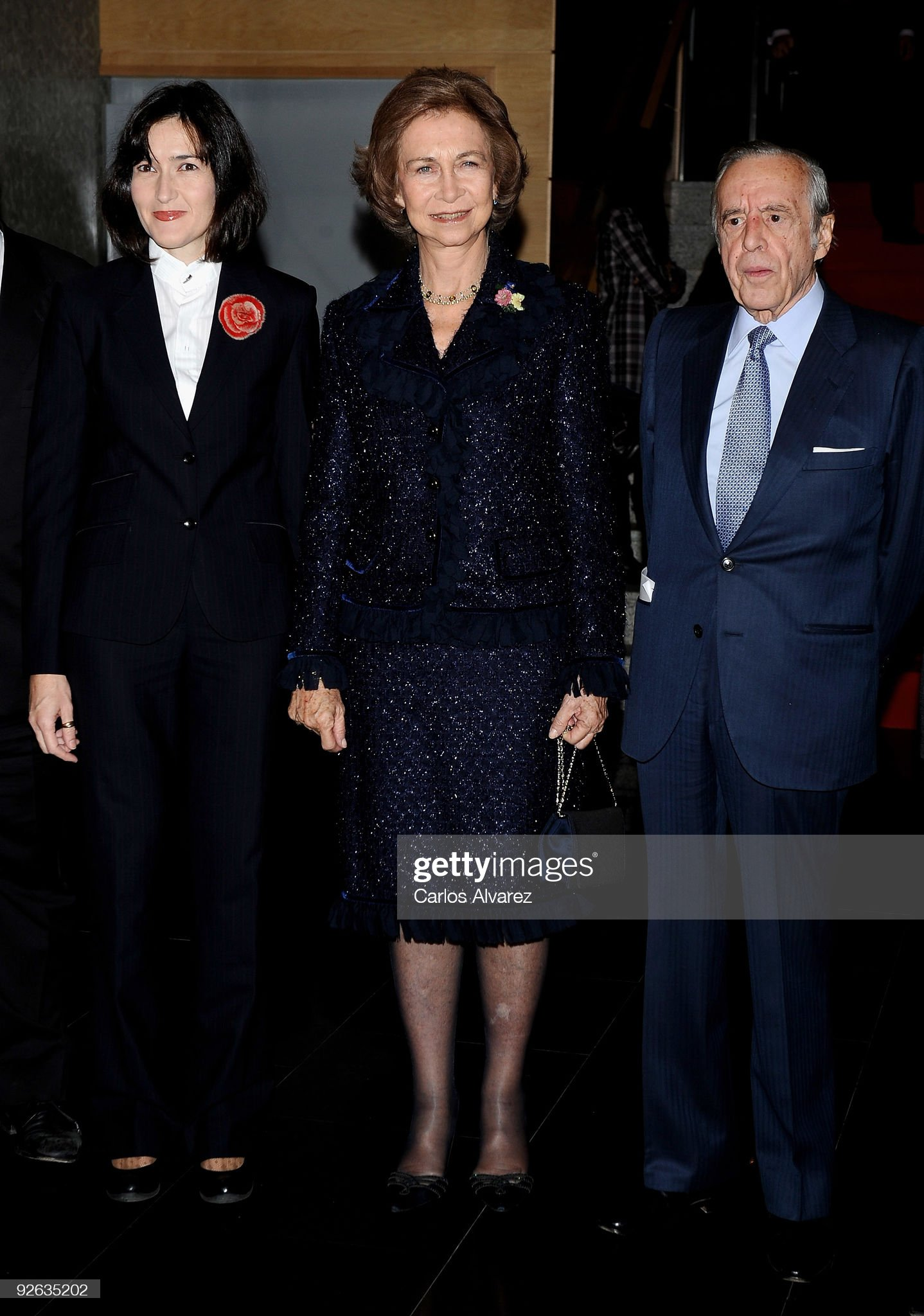 Spain´s Queen Sofia attends Cinema and Values Award : News Photo