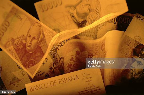 Spanish Currency