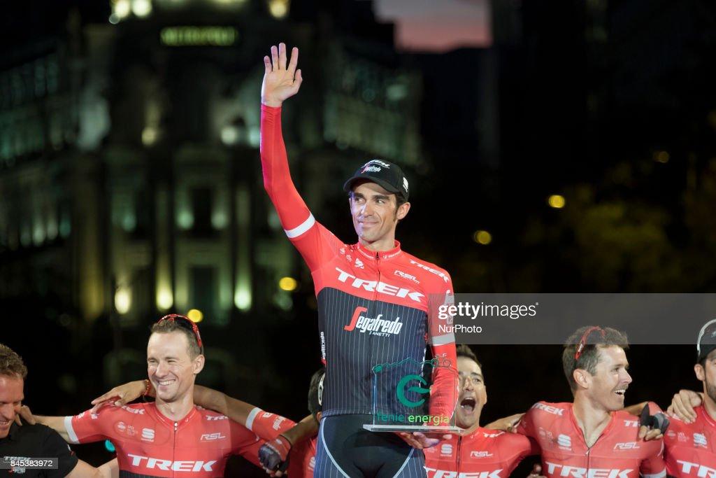 Vuelta a Espana cycling : ニュース写真