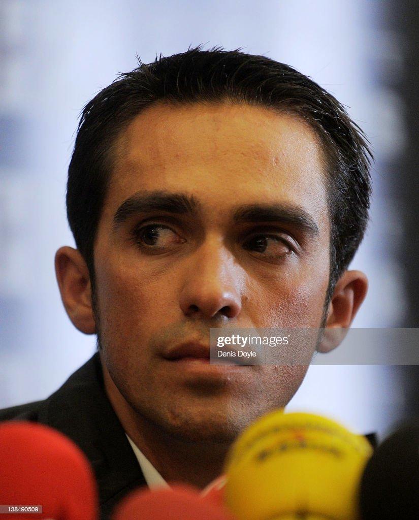 Alberto Contador Stripped of 2010 Tour De France Tittle : Fotografía de noticias