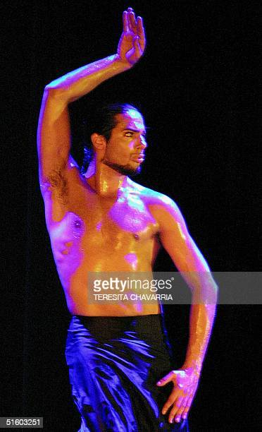 WITH JOAQUIN CORTES EMBRUJO A COSTA RICA CON LA MAGIA DE SU BAILE FLAMENCO BY LORNA CHACON Spanish dancer Joaquin Cortes presents his show Live 09...