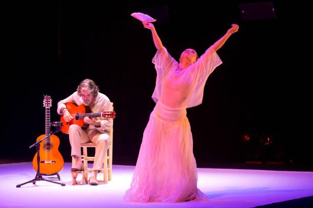ESP: Rocio Molina Performs 'Uno' Show In Malaga