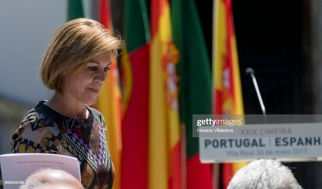 Portuguese PM Holds Summit With Spanish Counterpart