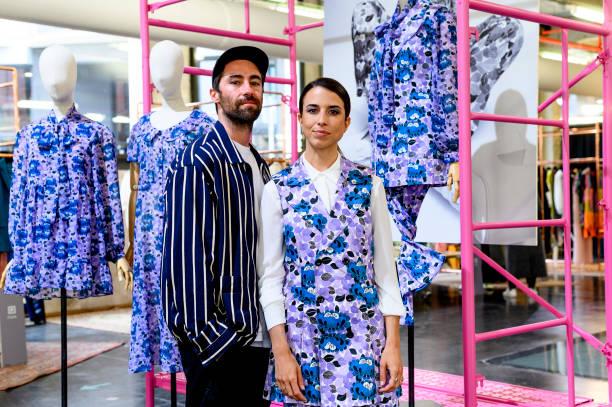 ESP: Juan Vidal And Laura Corsini Present Collection Design For BIMANI - Madrid Es Moda 2021