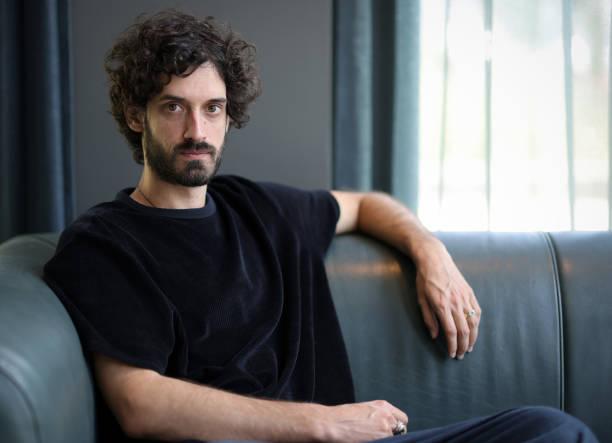 DEU: Alvaro Gurrea Portraits - 71st Berlinale International Film Festival Summer Special