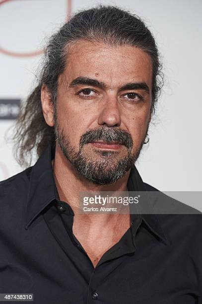 Spanish director Fernando Leon de Aranoa attends Ma Ma premiere at the Capitol cinema on September 9 2015 in Madrid Spain