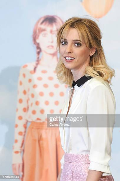 Spanish director Leticia Dolera attends 'Requisitos Para Ser Una Persona Normal' photocall at the Palafox cinema on June 3 2015 in Madrid Spain