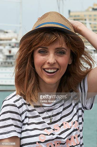 Spanish director Leticia Dolera attends the Requisitos Para Ser Una Persona Normal photocall during the 18th Malaga Film Festivbal on April 21 2015...