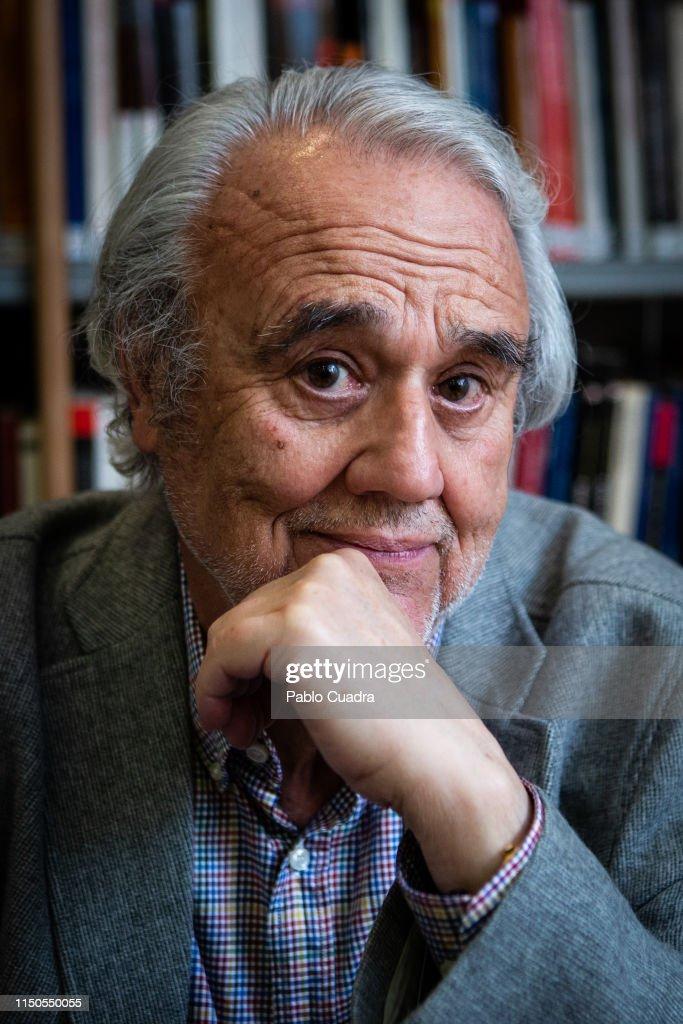 ESP: Manuel Gutierrez Aragon Presents His Book 'Mitos, Religiones Y Heroes'
