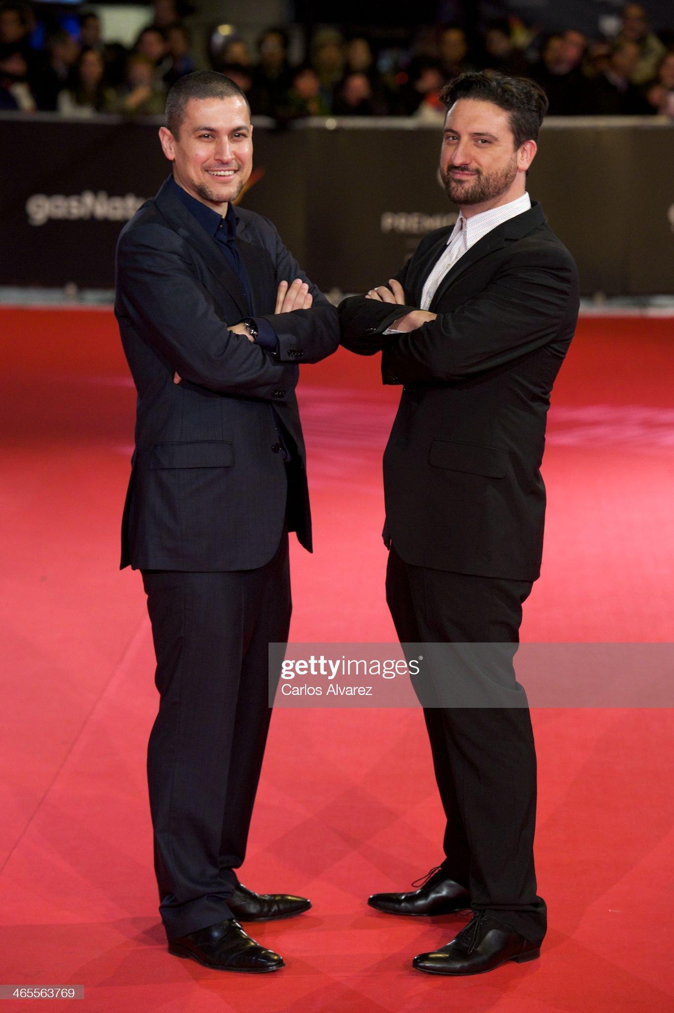 ¿Cuánto mide Rodrigo Cortés? - Altura Spanish-directors-rodrigo-cortes-and-eugenio-mira-attend-the-feroz-picture-id465563769?s=2048x2048