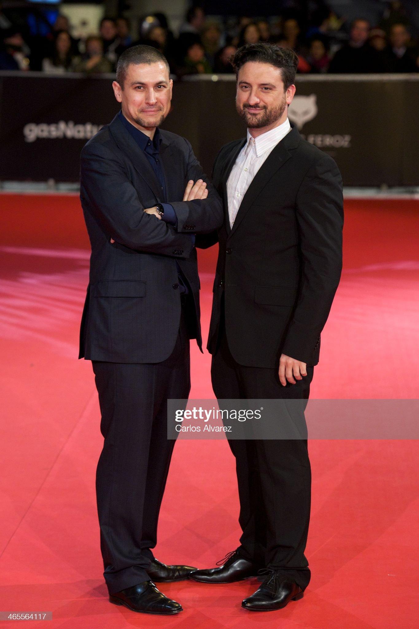 ¿Cuánto mide Rodrigo Cortés? - Altura Spanish-directors-rodrigo-cortes-and-eugenio-mira-attend-the-feroz-picture-id465564117?s=2048x2048